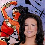 Gina Carano as Princess Diana/Wonder Woman by ParisNJones