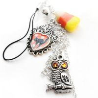 SOLD - HOOT HOOT Halloween by crystaland