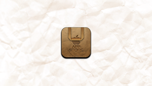 App Store icon by kev95570