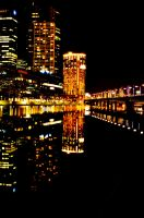 yarra river by abhenna