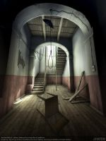 Haunted Hallway challenge by ChrRambow