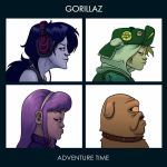 Gorillaz- Adventure Time by SIRCollection
