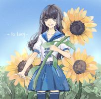 To Lucy by LareOne