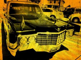Funeral Hearse by RavenA938