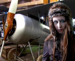 Aviatrix by PattiPix