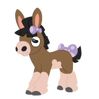 Dolly the Mudbray