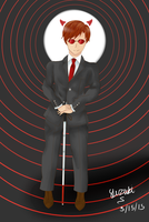 Matt Murdock: The Man Without Fear by AmaiYuzuki564