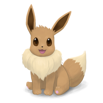 Eevee by UltimateUmbreon3