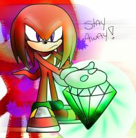 Collab: Knuckles by Mardic