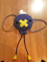 Drifloon backpack by doyle0915