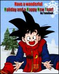 Happy Holidays feat. Goten by tekelaxii