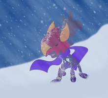 Pirate+Snow=NO by IgelFullmetal