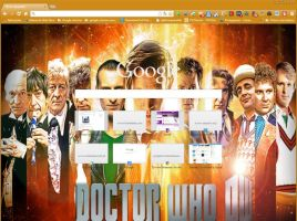 Doctor Who 50th aniversary by SPCM2011