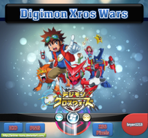Digimon Xros Wars ICO and PNG by bryan1213