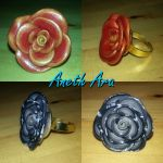 Alistair's Rose Ring by DefinitionOfDestiny