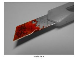 suicide-bw by io900-0