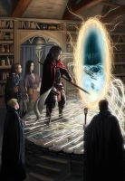 A Wizard's Work by JoeSlucher