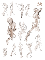 Gesture dump by lalitterboxes