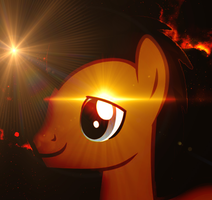 Doctor Whooves Icon by DigiRadiance