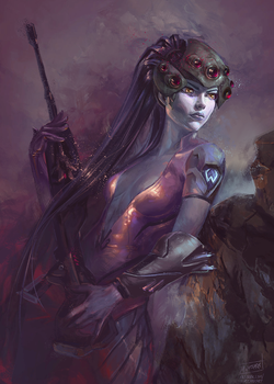 Widowmaker by Guzzardi