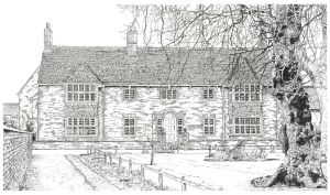 Keyston Manor House by Scribe1969