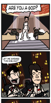 COMIX Ghostbusting by theEyZmaster