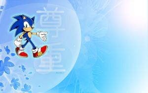 Summer Sonic wallpaper by Sonic1311