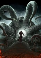Swamp Monster by yar0