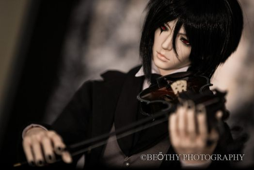Sebby in the Doll House - Midnight Concerto Encore by LibertyBella