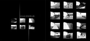 Calendar b and w 27 by johngiannis27