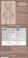 Line Art Tutorial by whispwill