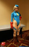 Cammy Cosplay Ikuy 22 by TheUnbeholden