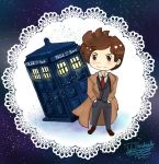 Doctor Who - 10th Doctor by ChocolateJuju