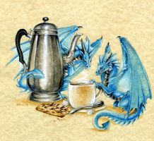 Coffee Time by Hbruton