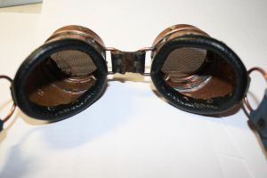 Goggles  metal 3 by Marseau