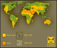 Arid and Semi Arid Regions by R1p-c0rd
