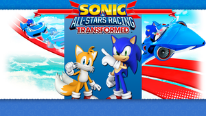 Sonic All-Star Racing Transformed wallpaper by Hinata70756