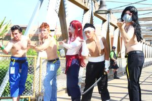 ColossalCon 2014 - YYH(PS) 26 by VideoGameStupid