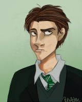 Theodore Nott by periwinkle-blue