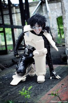 Cosplay Photoshoot - Sechs: Battle Angel Alita (4) by Drakkashi