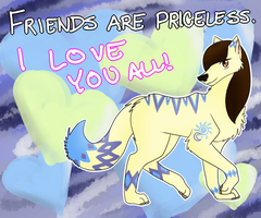 Friends Are Priceless by MysticalWhisper