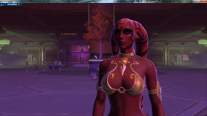 Sith Fri'val on Nar Shaddaa by Codyrin1