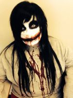 Lady Jeff The Killer by CecilyContagion