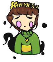 Uptown! Chara by MelodyPaints