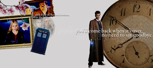 Doctor Who Header by storybox