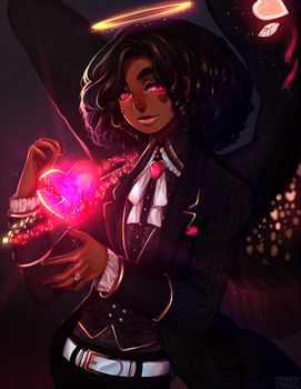 A Mender of Hearts by TerraTerrific