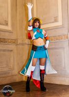 Haruhi Suzumiya - PS2 Version Cosplay 2 by pink-hika
