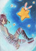 78th ACEO by Hime-chama