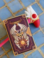 (Free) Printable Clow book by Aelith-Earfalas
