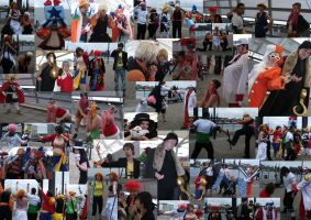 One Piece May 2011 Expo by supernanny191
